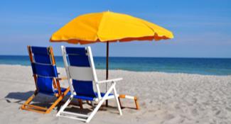 Beach Chair Rental