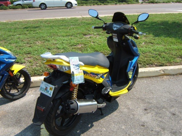 find a scooter in destin fl