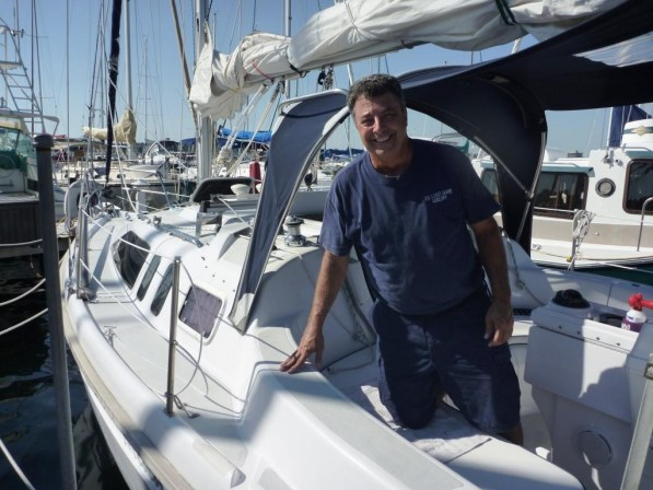 sailing with captain guido in destin