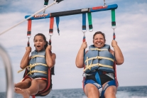 Wet-N-Wild Watersports Parasailing