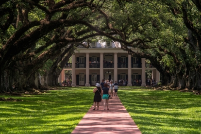 Double Plantation Tour From New Orleans - Whitney, Laura or Oak Alley Plantation