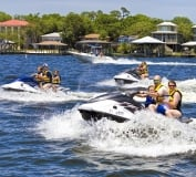 Jet Ski Dolphin Tour from Orange Beach