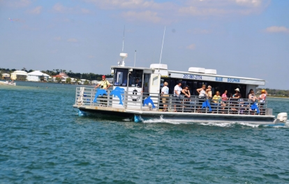 Blue Dolphin Tours Orange Beach