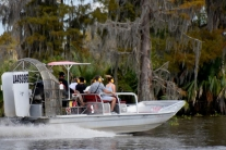 Airboat Adventures from New Orleans with Optional Transportation