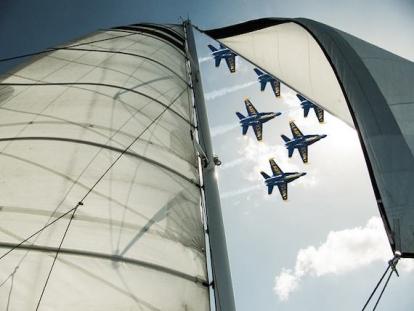 Blue Angels Sailing Excursion
