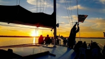 Orange Beach Sunset Sailing Tour
