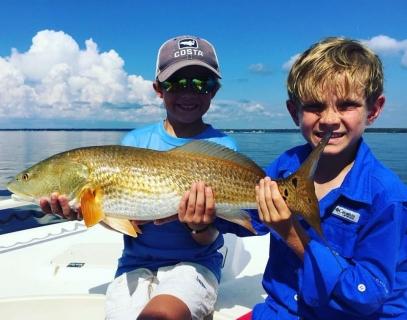 Gulf coast inshore charters choctawhatchee bay fishing for Gulf shores inshore fishing