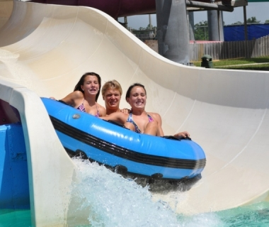 Gulf Islands Waterpark Discount Admission Tickets