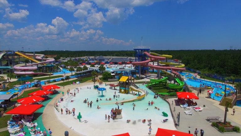 Gulf Islands Waterpark Discount Admission Tickets - TripShock!