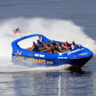 Panama City Beach Jet Boat Thrill Ride