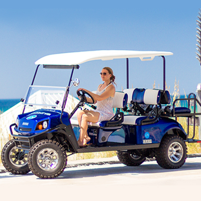 Street Legal Golf Cart Rentals From La Dolce Vita Tripshock