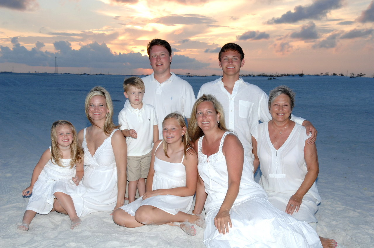 Melanie Barrett Photography Beach Portrait Packages Tripshock Destin Florida