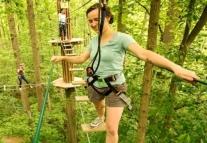 Go Ape! Treetop Junior Zipline Course Myrtle Beach