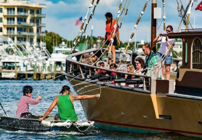Barefoot Bounty Pirate Ship Adventure - Murrells Inlet