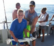 Afternoon Shark Fishing Aboard the New Inlet Princess