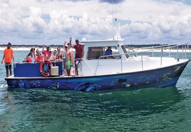 Sea Screamer Panama City Beach Coupon