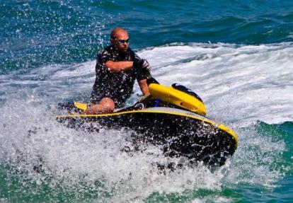 Myrtle Beach Jet Ski-Waverunner Rentals - Hourly