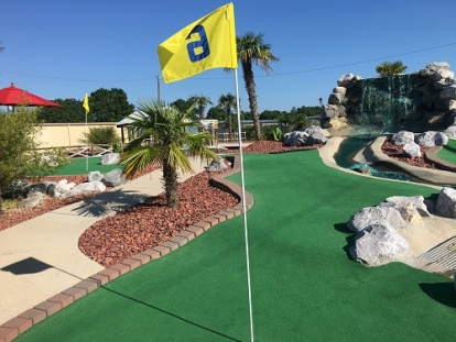 Bananas Mini Golf & Arcade Package