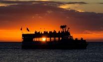Sunset Celebration Cruise with The Tropics Boat Tours