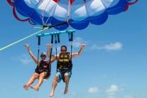 Historic Harbor Parasailing Key West