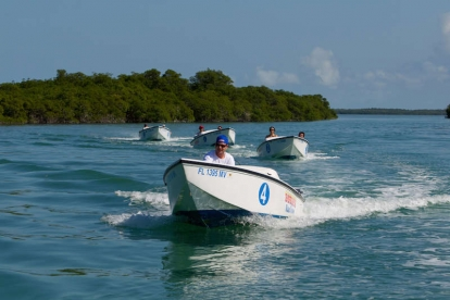 Island Hopper Excursion with Snorkel by Sunset Watersports