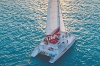 Sunset Sip and Sail with Open Bar and Live Music