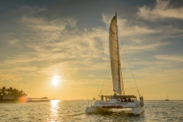 Champagne Sunset Sail