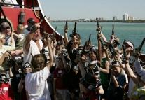 Captain Memo's Daytime Pirate Cruise