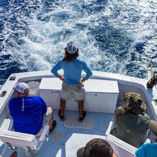 Half Day Split Charter Fishing by Captain Conch Charters