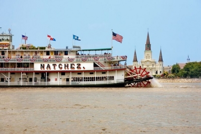 Steamboat Natchez Daytime Jazz Cruise with Optional Lunch
