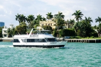 Miami Boat Cruise from Bayside Market with Miami Tour Company
