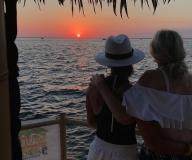 Destin Harbor Sunset Tiki Cruise