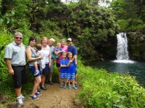 Famous Road to Hana, Tropical Rainforest, Waterfalls, Beaches, & Lunch