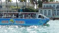 Amphibious Duck Tour of South Beach