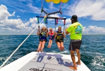 Destin Parasailing Adventure